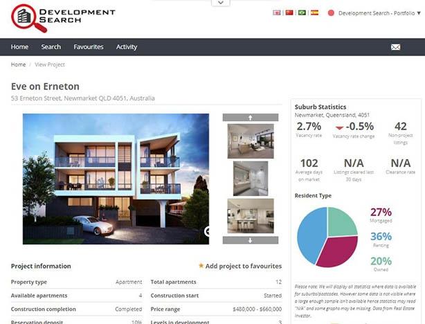 Development Search